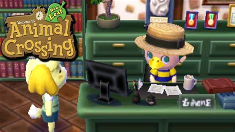 Animal Crossing: New Leaf   Isabelle's Bathroom (Nintendo 3DS Gameplay Walkthrough Ep.52)   YouTube