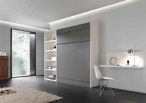 Lösungen Für Kleine Schlafzimmer by Klappbett 50 Praktische Raumsparende Ideen Archzine Net