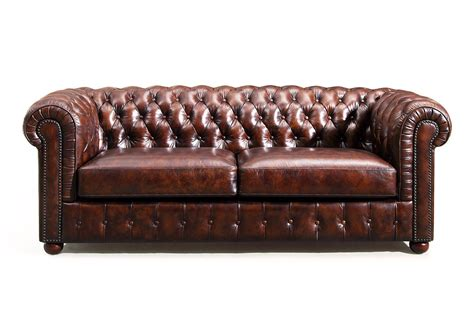 canap 233 chesterfield original
