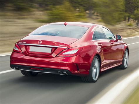 Mercedes Cls Class Photo by 2016 Mercedes Cls Class Price Photos Reviews