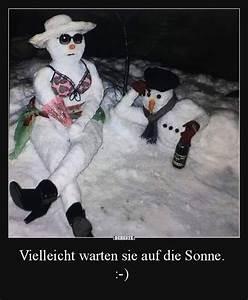Sprüche Winter Schnee : vielleicht warten sie auf die sonne lustige bilder spr che witze echt lustig coole ~ Watch28wear.com Haus und Dekorationen