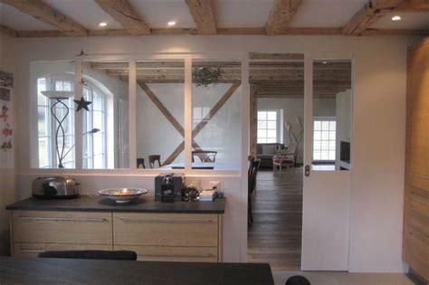 cuisine en verriere pour ou contre la cuisine ouverte sur le séjour