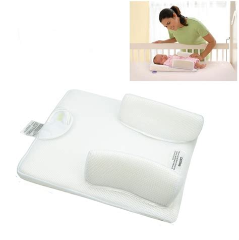 baby anti roll pillow sleep positioner baby newborn infant anti roll pillow sleep positioner