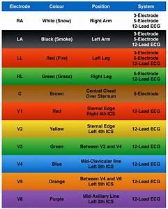 Ecg Lead Positioning  U2022 Litfl Medical Blog  U2022 Ecg Library Basics