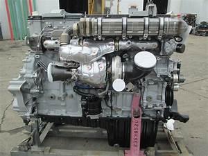 2015 Detroit Diesel Dd15 Engine 472906s0394842