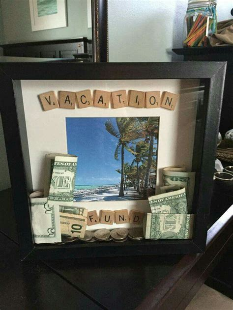 travel shadow boxes ideas  pinterest ticket