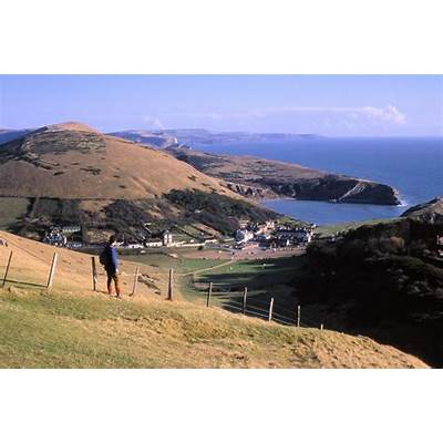 Lulworth Cove - London to Durdle Door