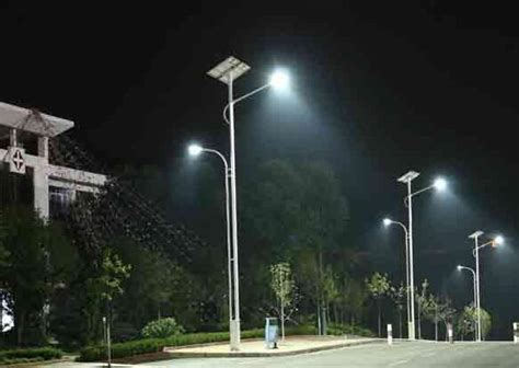 led lights are the best choice for road lighting