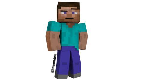 Steve From Minecraft By Shrewbiez On Deviantart