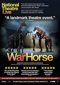 War Horse – The Theatrical Performance – theferkel