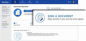 online signature docusign With online document signature