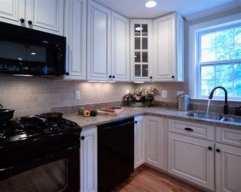17  best ideas about Kitchen Black Appliances on Pinterest