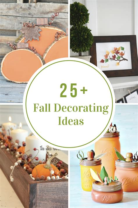 Decorating Ideas Cheap by Inexpensive Fall Decorating Ideas The Idea Room