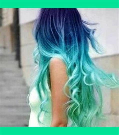 aqua hair color blue and aqua hair dye giulia s s photo beautylish