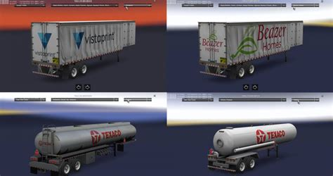 real company gas stations mod ats mod american truck