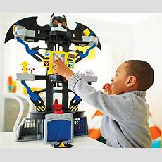 New Fisherprice Imaginext Dc Super Friends Transforming