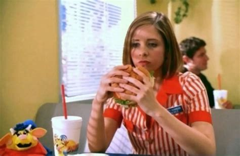 kelly stables burger king commercial is sarah michelle gellar really banned for life from