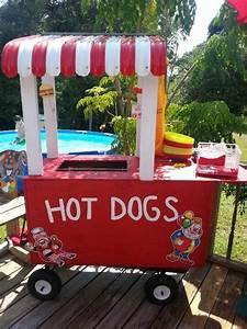 Hot Dog Stand : hot dog stand red white blue pinterest ~ Yasmunasinghe.com Haus und Dekorationen