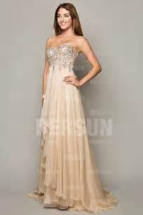 robe longue invitã mariage robe de soirée pour mariage longue bustier coeur orné de bijoux robespourmariage fr