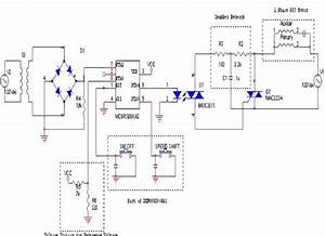 Single Phase Induction Motor Speed Control Circuit Diagram