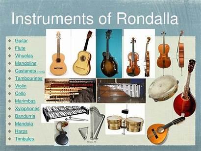 Rondalla Instruments Powerpoint Ppt Presentation Ravel Guitar