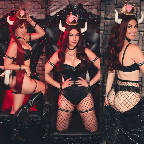 meg turney on twitter b b bow down bitches bowsette photos by martinwongphoto horns by