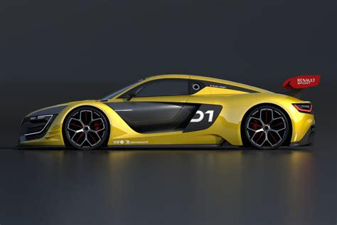 Renault Sport Rs 01 Makes Public Track Debut May Preview