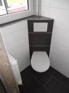 Waschbecken 60 X 30 : g ste wc gestaltung modern mit mosaik boden raum und m beldesign inspiration ~ Markanthonyermac.com Haus und Dekorationen