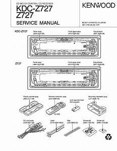 Wiring Kdc Car Kenwood Diagram Stereo 4054ub