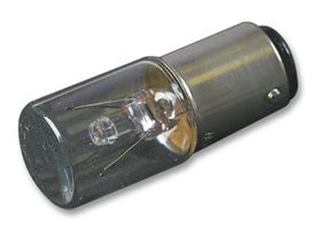 95584035 werma bulb ba 15d 5w 24v farnell uk