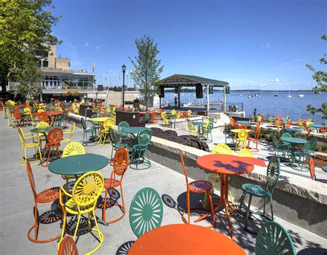 terrace at memorial union 187 wisconsin union