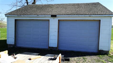 installed two amarr lincoln 3000 doors and openers yelp