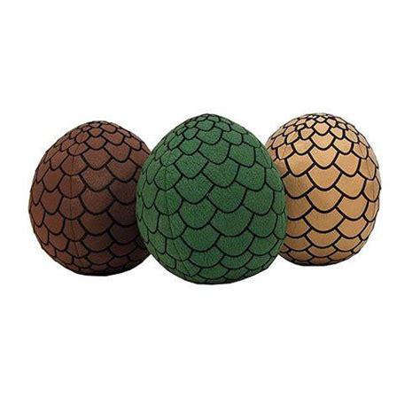 game  thrones dragon egg plushies shut