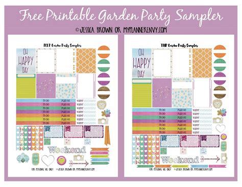 free garden planner printable garden planner planner template free