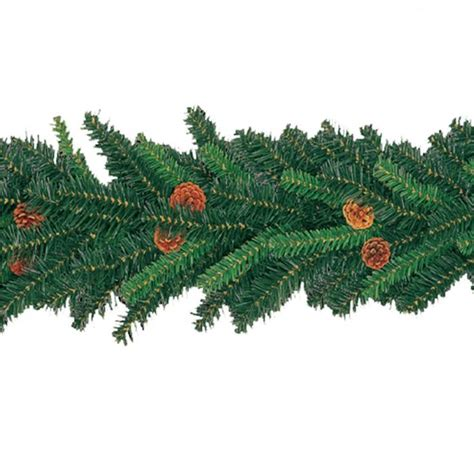 2 7m artificial green garland christmas ideas pinterest