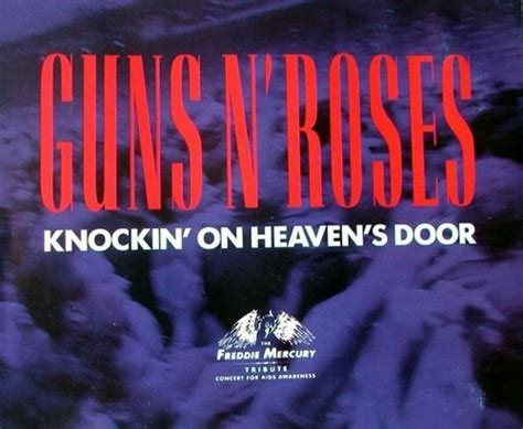 Knockin' On Heaven's Door / Guns N' Roses ギターコード譜