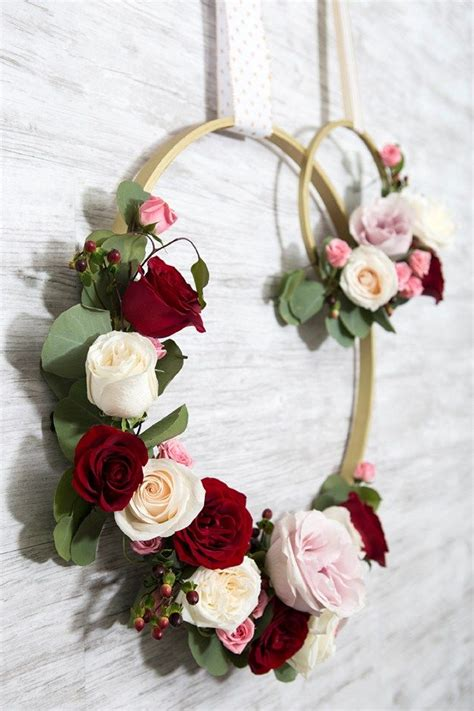 wow  diy floral hoops  simply gorgeous paper