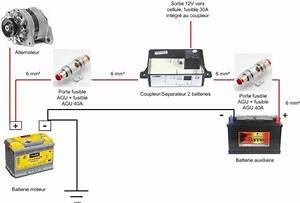 Mettre Un Fauteuil Roulant Dans Une Voiture : installer une deuxi me batterie qui se charge en roulant batterie auxiliaire ~ Medecine-chirurgie-esthetiques.com Avis de Voitures