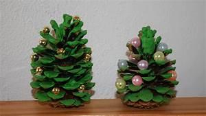 Basteln Kindern Weihnachten Tannenzapfen : zapfen weihnachtsbaum youtube ~ Whattoseeinmadrid.com Haus und Dekorationen