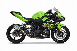 Kawasaki Ninja 400 : two brothers racing s1r slip on exhaust the 2018 kawasaki ninja 400 ~ Maxctalentgroup.com Avis de Voitures