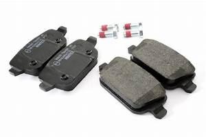 Rear Brake Pads For Land Rover Freelander 2 Lr2 Td4 2 2