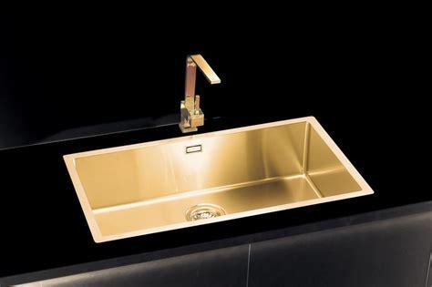 gold brass kitchen sink extra large alveus monarch