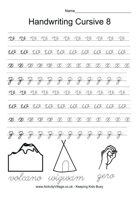 Worksheets Cursive Handwriting Worksheets Adults For United States Presidents Character Writing