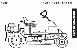Tractor 1988 111-6 Rer Wiring Detailed Pdf