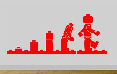 light switch cover lego evolution wall sticker decal bedroom wall lego