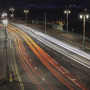 | ne66-city-car-road-lights-night-love