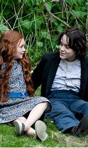 Baby Lily and Severus (Ellie Darcey-Alden and Benedict ...