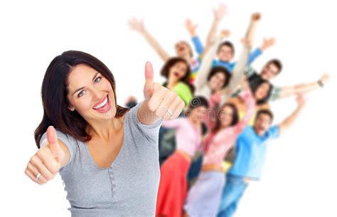 Happy People Stock Photo Image Of Community, Succes