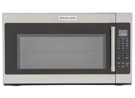 KitchenAid KMHS120ESS Microwave Oven   Consumer Reports