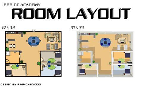 Room Layout     Nuazka  Deviantart
